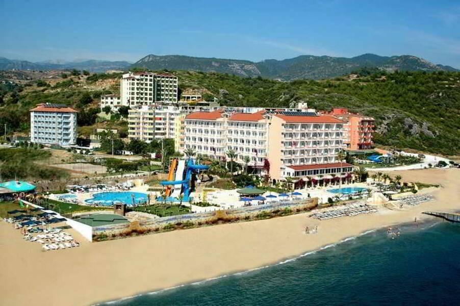 Holidays at Aria Resort & Spa in Konakli, Antalya Region