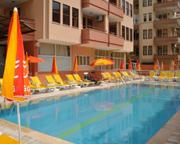 Holidays at Maren Beach Aparthotel in Alanya, Antalya Region