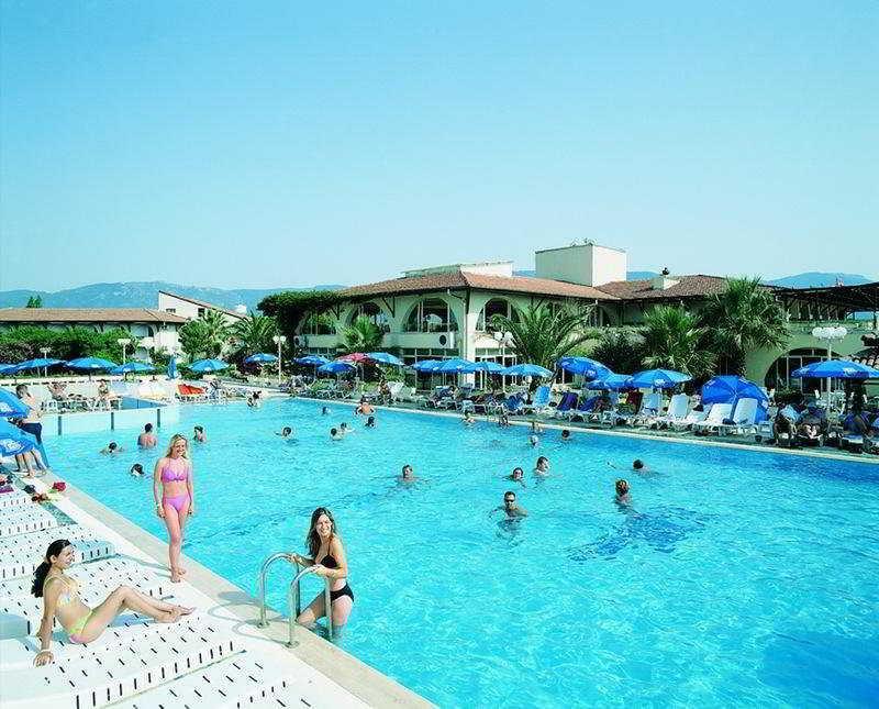 Holidays at Egeria Beach Hotel in Davutlar, Kusadasi Region