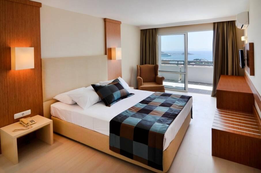 Panorama Hill Hotel Kusadasi Bodrum Region Turkey Book