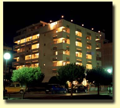 Holidays at Dias Hotel in Kusadasi, Bodrum Region