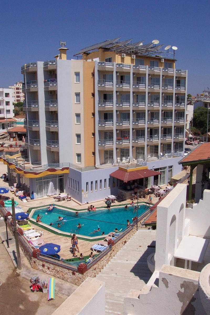 Holidays at Temple Class Hotel in Altinkum, Bodrum Region