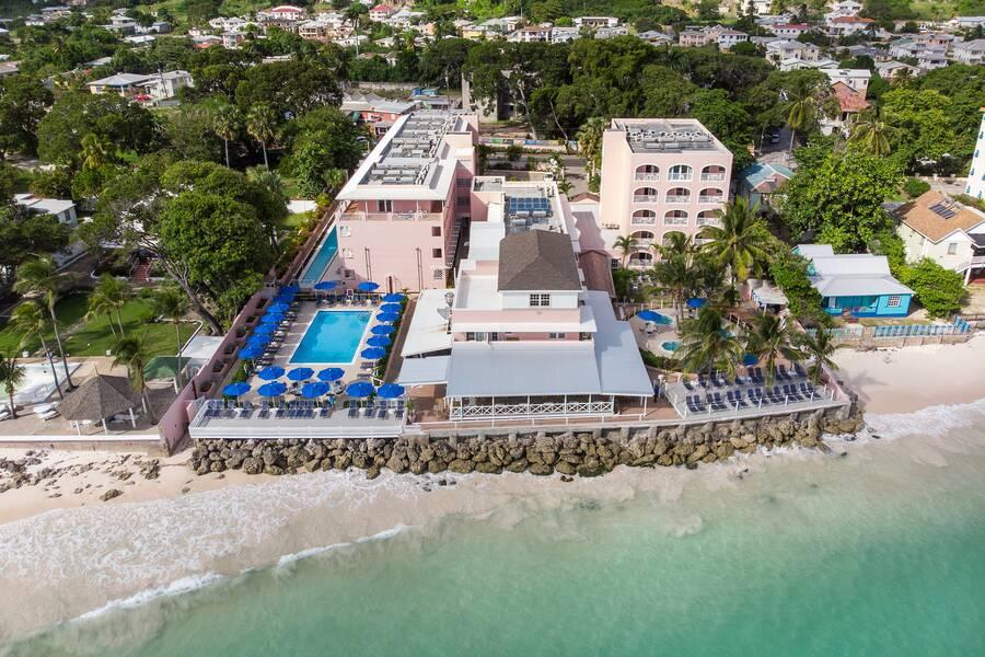 Holidays at Butterfly Beach Hotel in Christchurch, Barbados