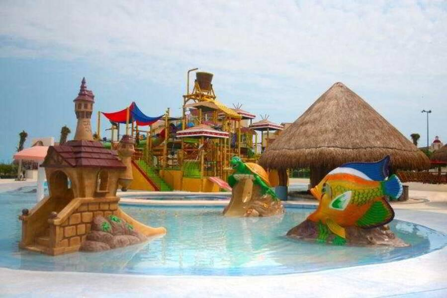 Holidays at All Ritmo Cancun Resort and Waterpark in Playa Mujeres, Cancun