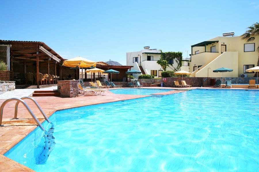 Holidays at Kaissa Beach Apartments in Gouves, Crete