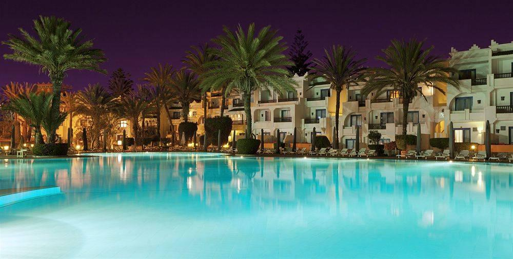Holidays at Atlantic Palace Hotel in Agadir, Morocco