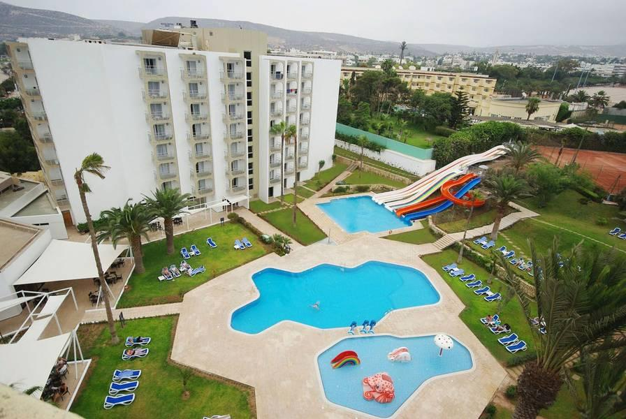 Holidays at Kenzi Europa Hotel in Agadir, Morocco