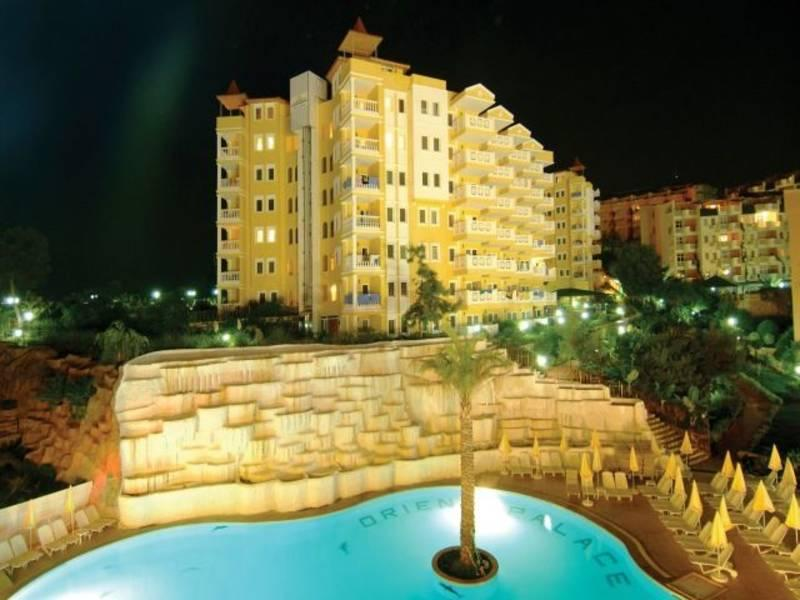 Holidays at Orient Palace Hotel in Kestel, Alanya