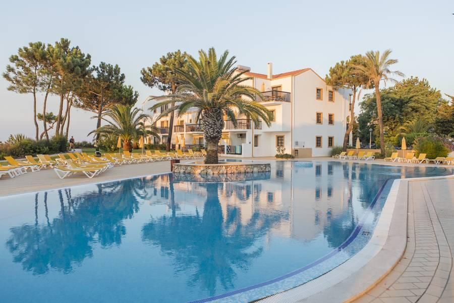 Holidays at Alfagar Village Apartments in Olhos de Agua, Albufeira