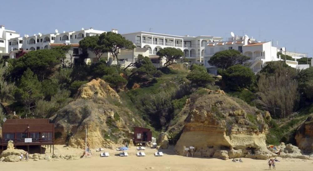 Holidays at Do Parque Apartments in Olhos de Agua, Albufeira