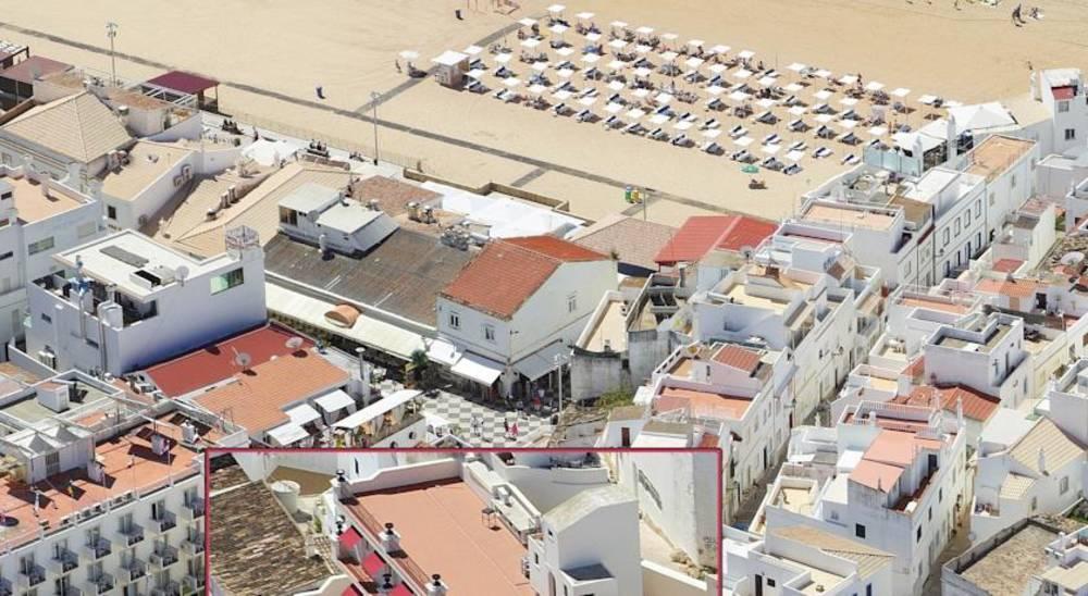 Holidays at Albufeira Beach Hotel in Albufeira, Algarve