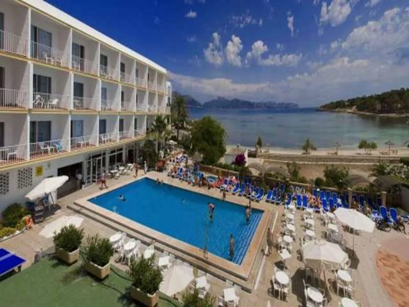 Holidays at Smartline Panoramic Hotel in Es Bacares, Majorca