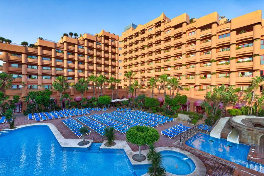 Holidays at Almunecar Playa Hotel in Almunecar, Costa del Sol