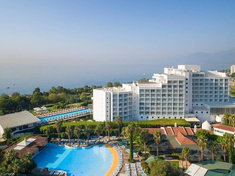 Holidays at Hotel SU & Aqualand in Konyaalti Coast, Antalya