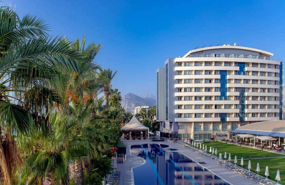 Holidays at Porto Bello Hotel & Spa in Konyaalti Coast, Antalya