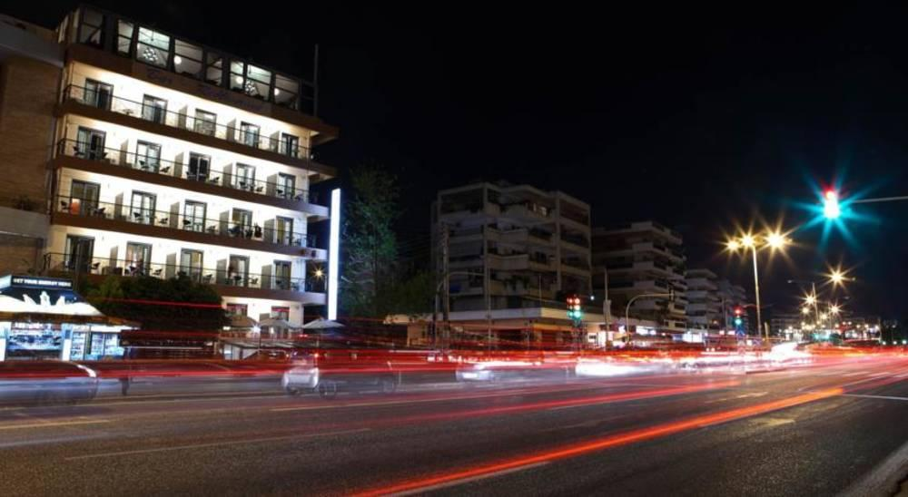Holidays at Galaxy Hotel in Athens, Greece