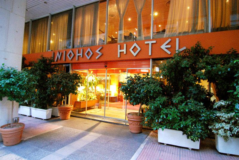Holidays at Iniohos Hotel in Athens, Greece