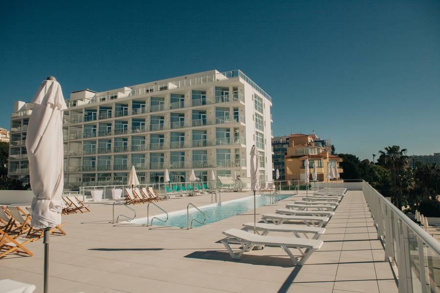 Holidays at Hotel Alay in Benalmadena, Costa del Sol
