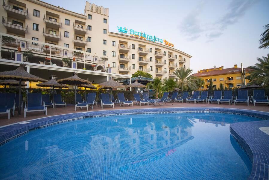 Holidays at Benalmadena Palace Aparthotel in Benalmadena, Costa del Sol