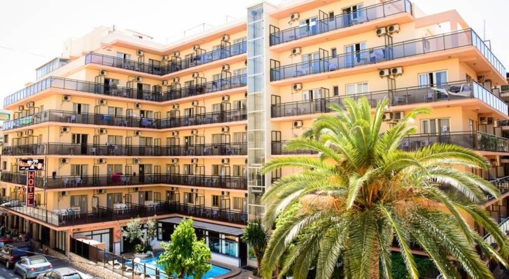 Holidays at Camposol Hotel in Benidorm, Costa Blanca
