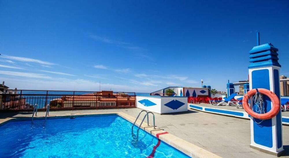 Holidays at Fleming Hotel in Benidorm, Costa Blanca
