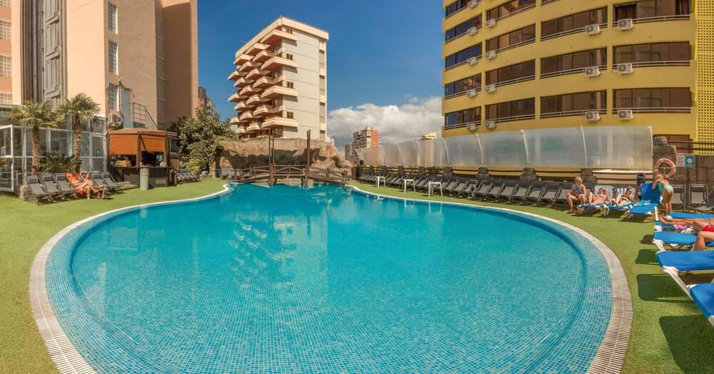 Holidays at Benidorm Celebrations Music Resort - Adults Only in Benidorm, Costa Blanca