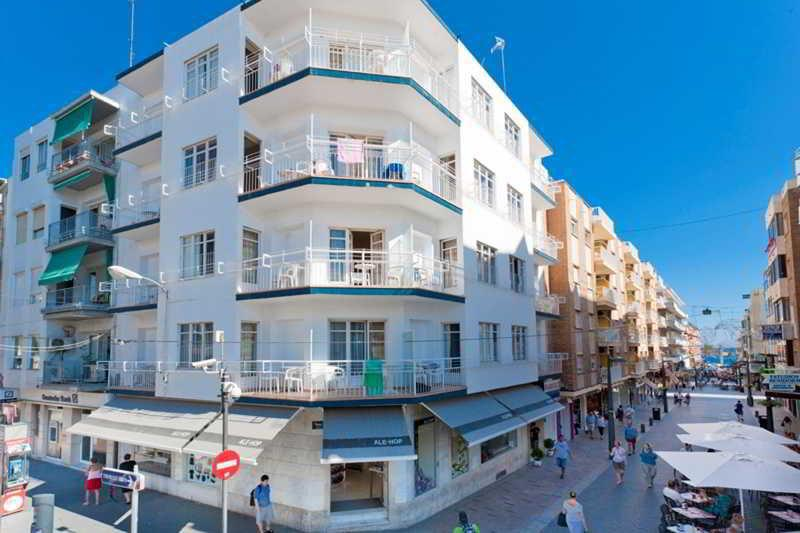 Holidays at Residencia Bristol Hotel in Benidorm, Costa Blanca