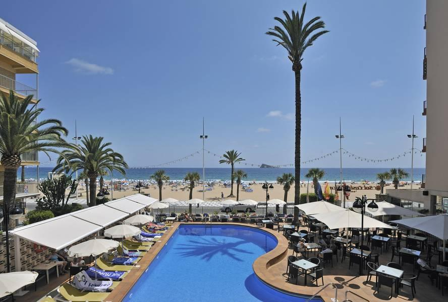 Holidays at Sol Costa Blanca Hotel in Benidorm, Costa Blanca