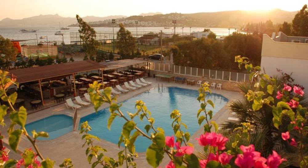 Holidays at Chronos Beach Hotel in Bitez, Bodrum Region