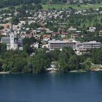Holidays at Jelovica Bled Hotel in Bled, Slovenia
