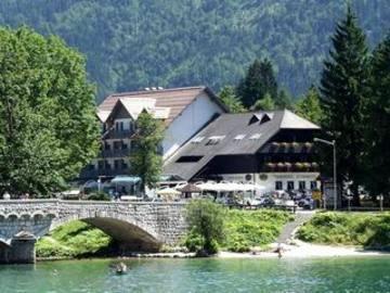 Holidays at Jezero Hotel in Bohinj, Slovenia