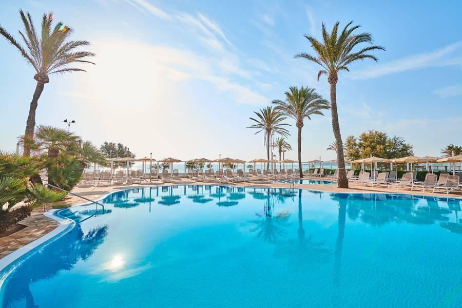 Holidays at Hipotels Flamenco Hotel in Cala Millor, Majorca