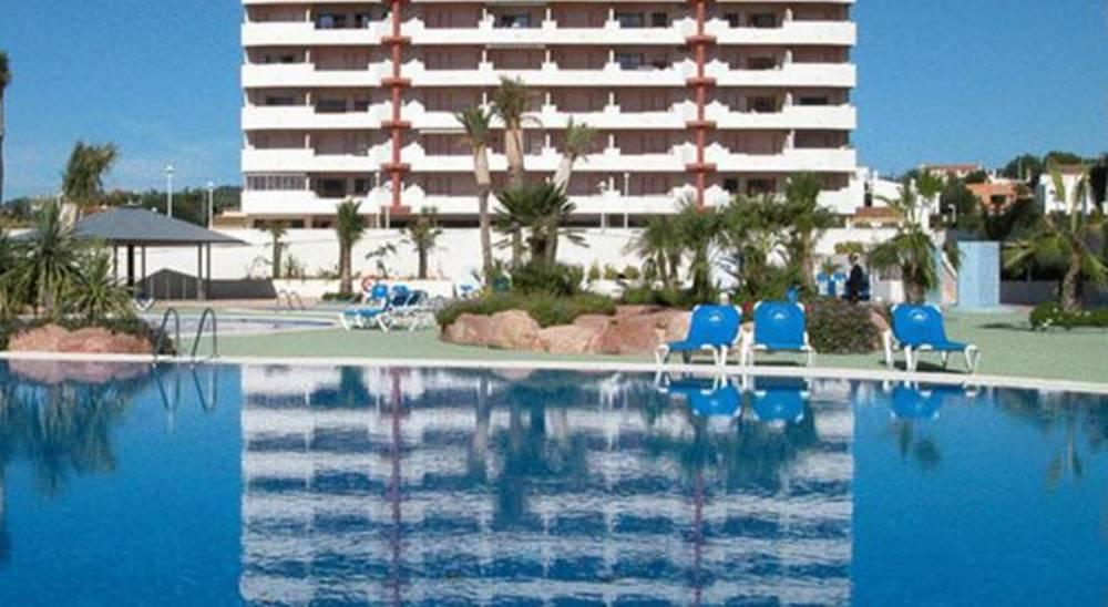 Holidays at Coral Beach Apartments in Calpe, Costa Blanca