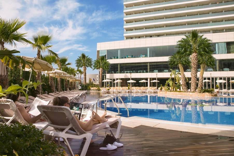 Holidays at AR Diamante Beach Hotel in Calpe, Costa Blanca