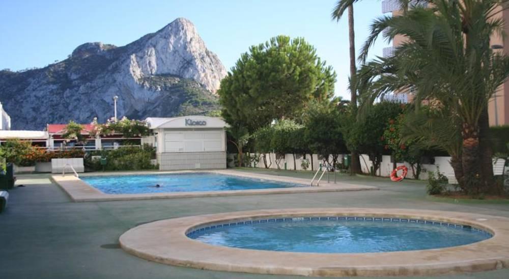 Holidays at Esmeralda Apartments in Calpe, Costa Blanca