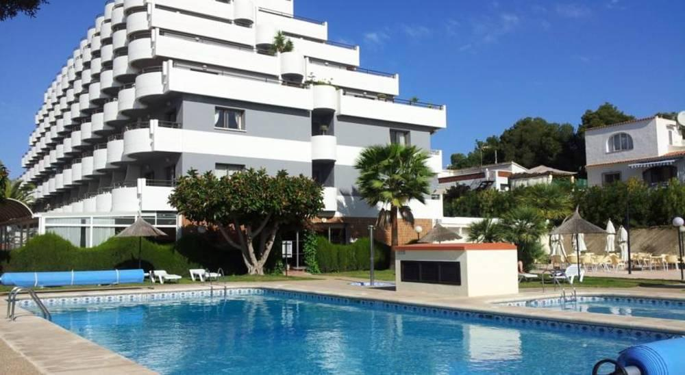 Holidays at AR Galetamar Bungalows in Calpe, Costa Blanca