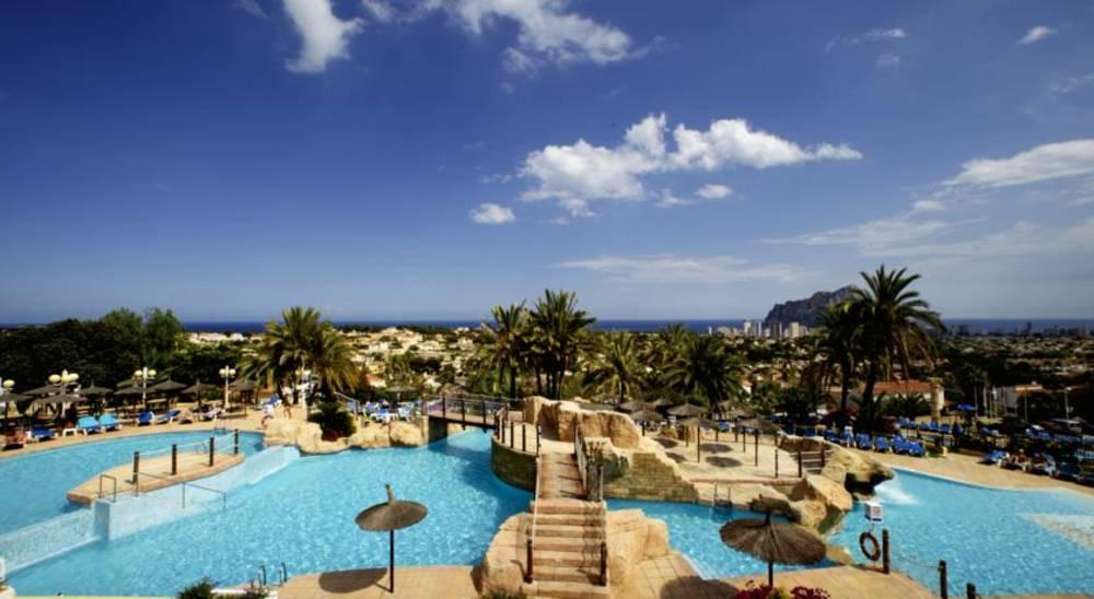 Holidays at AR Imperial Park Resort Hotel in Calpe, Costa Blanca