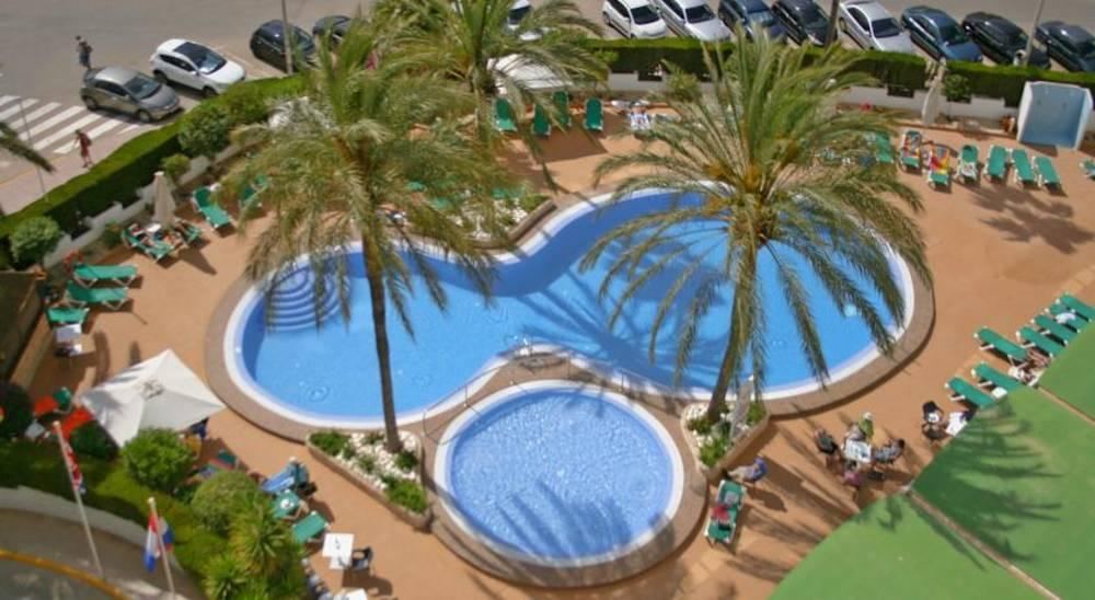 Holidays at AR Roca Esmeralda and Spa in Calpe, Costa Blanca