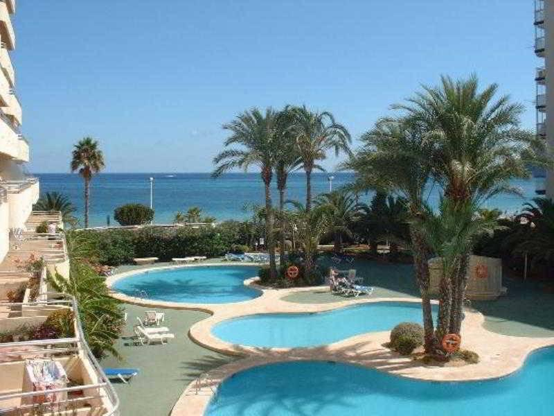 Holidays at Topacio Apartment Complex in Calpe, Costa Blanca