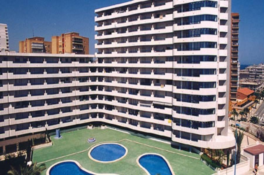 Holidays at Turquesa Beach Apartments in Calpe, Costa Blanca