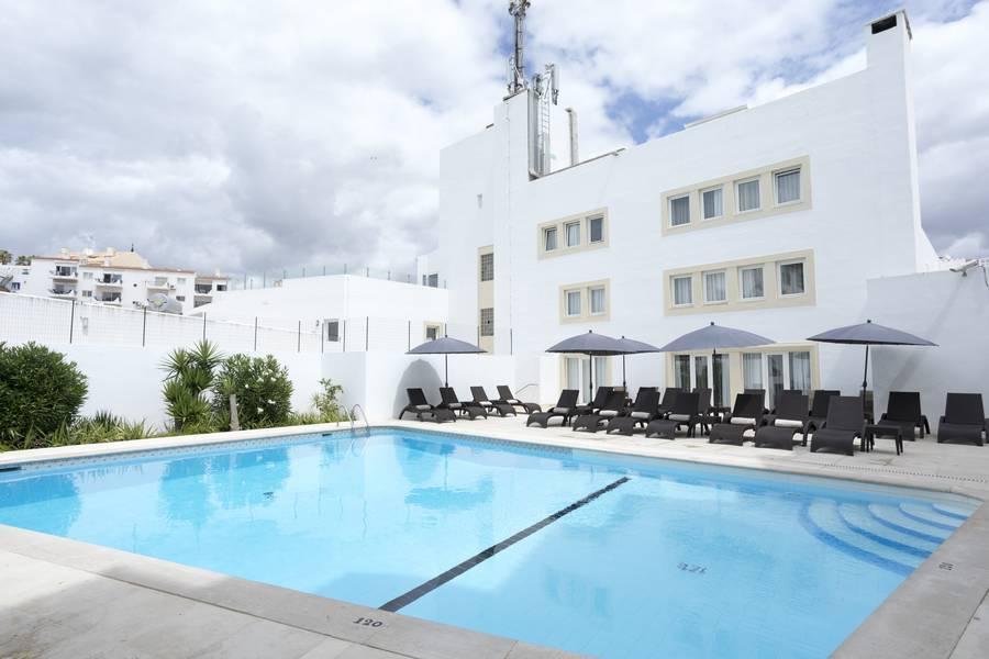 Holidays at Carvoeiro Sol Hotel in Carvoeiro, Algarve