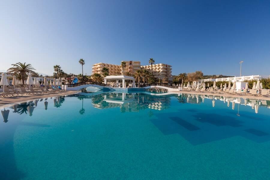 Holidays at Louis Creta Princess Hotel in Maleme, Crete