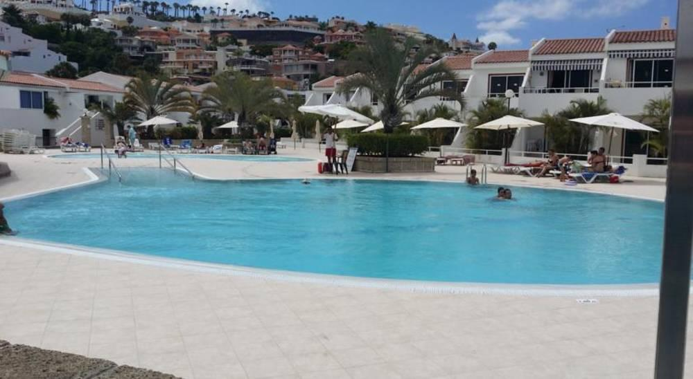 Holidays at Malibu Park Aparthotel in San Eugenio, Costa Adeje