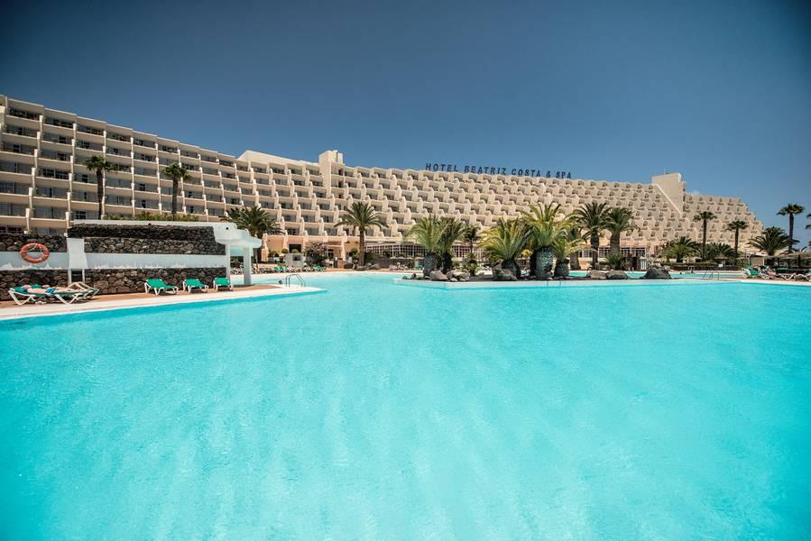 Holidays at Beatriz Costa Teguise and Spa Hotel in Costa Teguise, Lanzarote