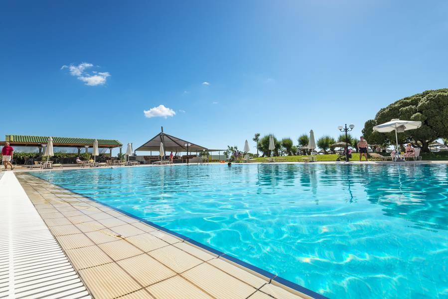 Holidays at Apollo Beach Hotel in Faliraki, Rhodes