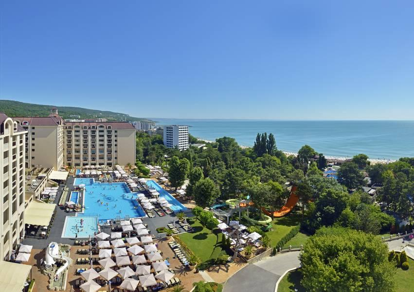 Holidays at Melia Grand Hermitage Hotel in Golden Sands, Bulgaria