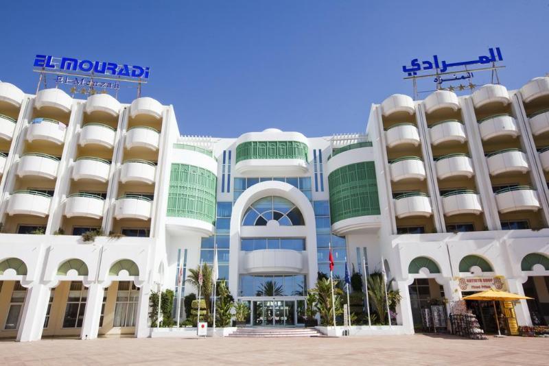 Holidays at El Mouradi El Menzah Hotel in Hammamet Yasmine, Tunisia
