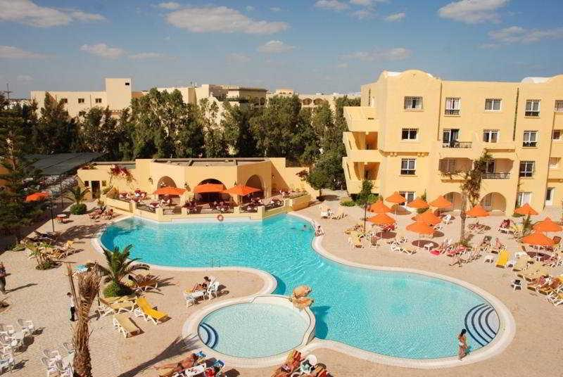 Holidays at Bravo Garden Hotel in Hammamet Yasmine, Tunisia