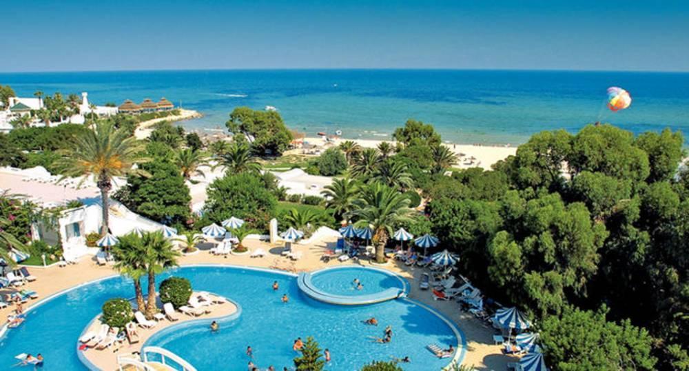 Holidays at Sol Azur Beach Hotel in Hammamet, Tunisia
