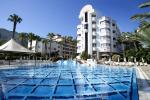 Holidays at Aqua Hotel in Icmeler, Dalaman Region